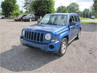2009 JEEP COMPASS 216003KMS