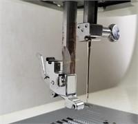 Euro-pro X Sewing Machine Stitch Art W/ Cover