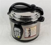 Bravetti Pressure Cooker Pc107h Unused