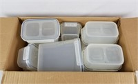 Lot Of Snapware Food Storage Containers