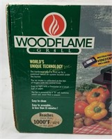 Woodflame Portable Wood Grill New In The Box