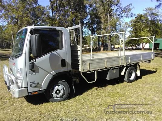 2015 Isuzu NPR 200 Premium AMT Tradepack Trucks for Sale