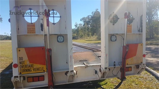 2002 Macol Tandem Tag Trailer - Trailers for Sale