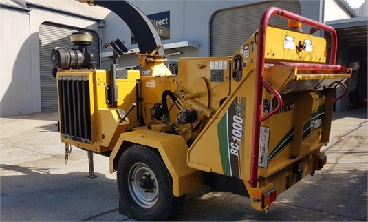 Vermeer BC1000XL Wood Chipper - Dealer Used Farm Machinery