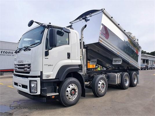 2019 Isuzu FYJ 2000 - Trucks for Sale