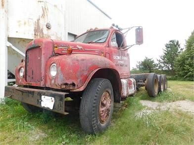 MACK Trucks For Sale In Wisconsin - 157 Listings   TruckPaper com