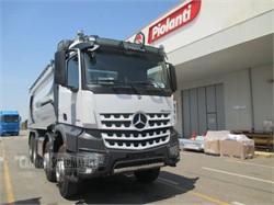 Mercedes-benz Arocs 4148  new