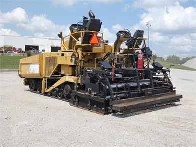 CATERPILLAR Construction Equipment Online Auctions - 132