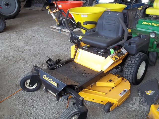 2011 CUB CADET Z-FORCE 48 For Sale In Palmyra, Indiana