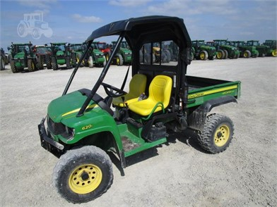 JOHN DEERE GATOR XUV 620I For Sale - 45 Listings | TractorHouse com