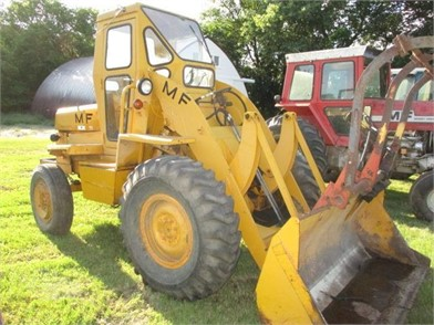 MASSEY-FERGUSON Construction Equipment Auction Results - 180