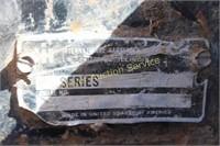3588 International 2x2 88 Series