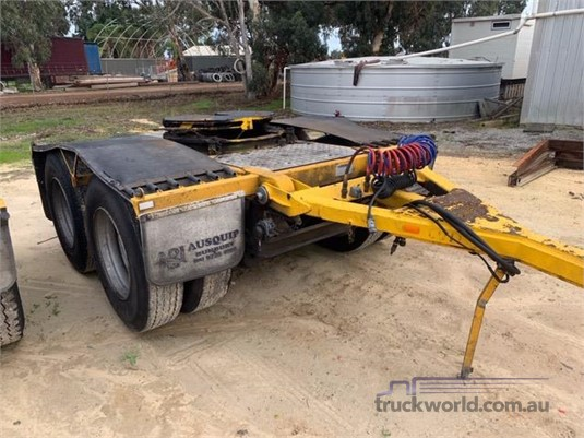 2004 Custom Dolly Trailers for Sale