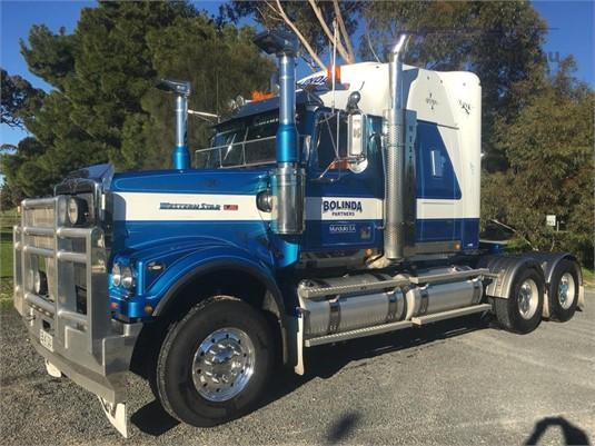 2010 Western Star 4900 Constellation - Trucks for Sale