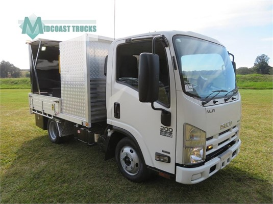 2014 Isuzu NLR 200 AMT Midcoast Trucks - Trucks for Sale