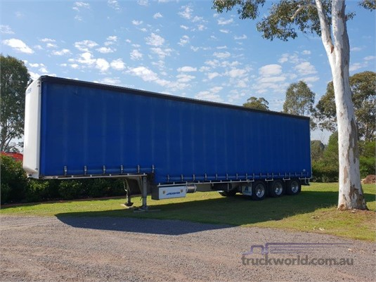 2013 Freighter 45FT Dropdeck Curtainsider - Trailers for Sale