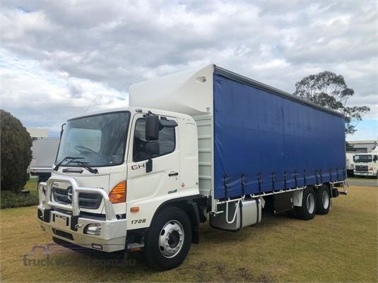 2016 Hino 500 Series 1728 GH Trucks for Sale