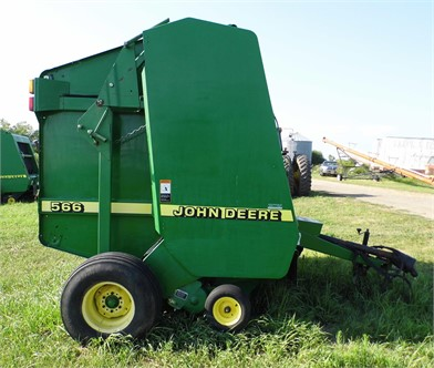 JOHN DEERE 566 For Sale - 58 Listings | TractorHouse com - Page 1 of 3