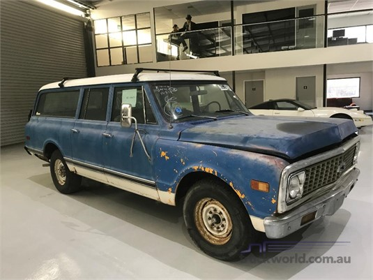 1971 Chevrolet other Adelaide Quality Trucks - Light Commercial for Sale