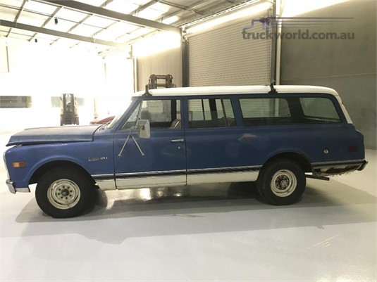1971 Chevrolet Suburban Adelaide Quality Trucks & AD Hyundai Commercial Vehicles - Trucks for Sale