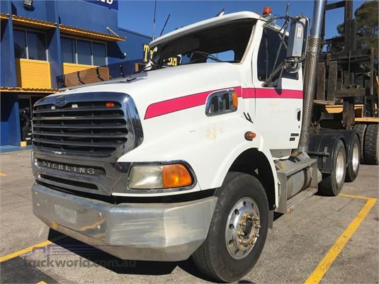 2007 Sterling LT9500 Wrecking Trucks