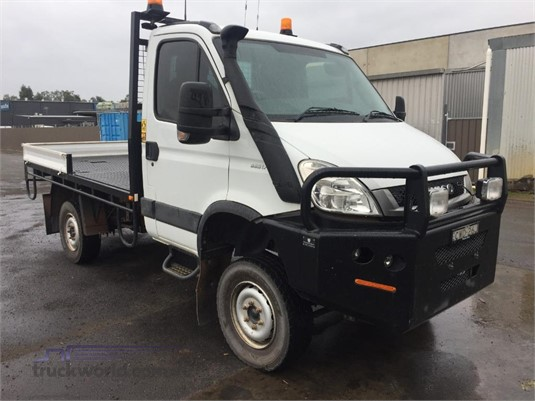 2014 Iveco Daily 55s17 4x4 - Light Commercial for Sale
