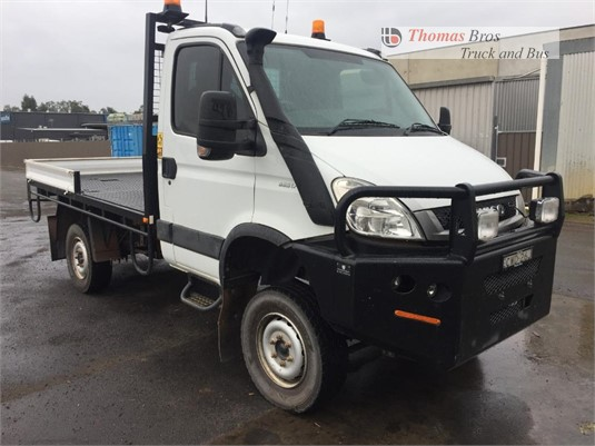 2014 Iveco Daily 55s17 4x4 Thomas Bros Truck & Bus - Light Commercial for Sale