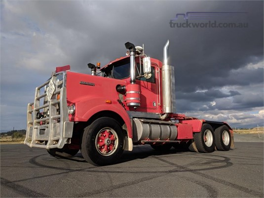 1995 Kenworth T900 Cab Chassis - Wheellink