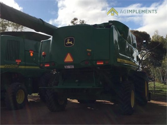 2011 John Deere 9670 STS Ag Implements - Farm Machinery for Sale