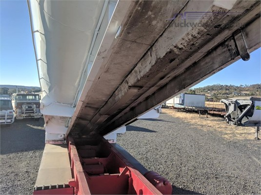 1992 Boomerang Tipper Trailer Wheellink - Trailers for Sale