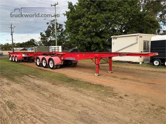 2008 Maxitrans other Trailers for Sale