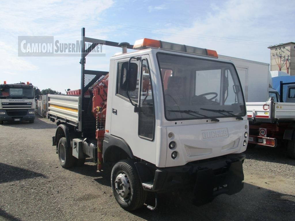 BUCHER BU200 used