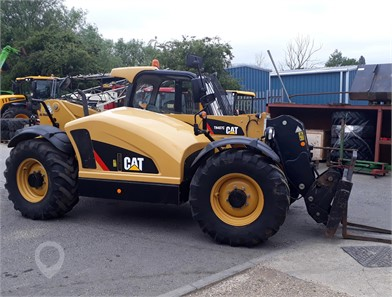 Used CATERPILLAR TH407 for sale in the United Kingdom - 5