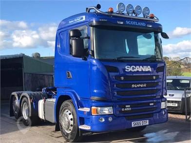 Used SCANIA G450 Trucks for sale in the United Kingdom - 24 Listings
