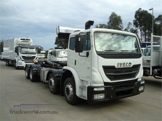 2017 Iveco Acco - Trucks for Sale