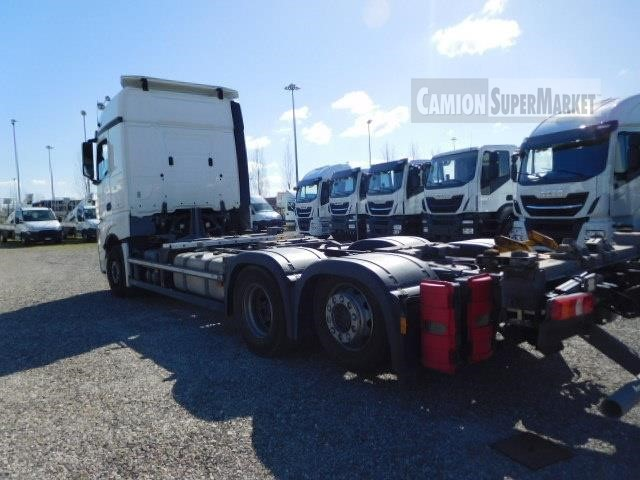 Mercedes-Benz ACTROS 2545 used 2014