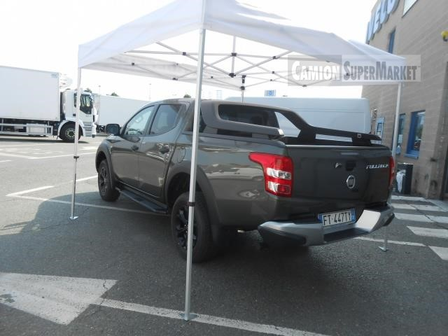 Fiat FULLBACK Usato 2019 Valle D'Aosta