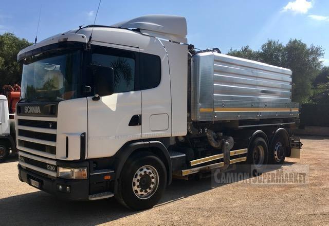 Scania P144L530