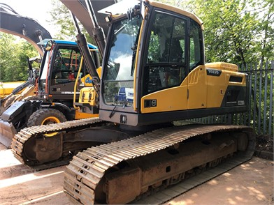 VOLVO EC220 For Sale - 136 Listings | MachineryTrader co uk - Page 1