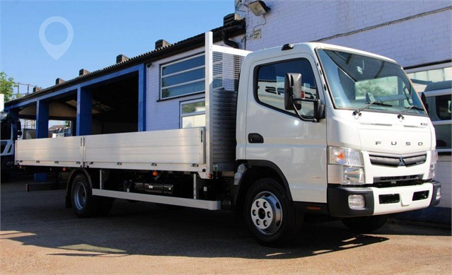 New 2019 MITSUBISHI FUSO CANTER 7C15 For Sale In London
