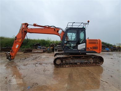 HITACHI ZX130 For Sale - 76 Listings   MachineryTrader co uk