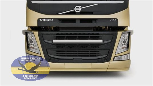 Volvo FM13 6x4 Tractor X-High Rear Air Suspension