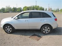 2007 ACURA MDX 173900KMS
