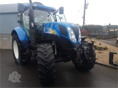 NEW HOLLAND T6070 for sale in Ireland - 11 Listings | Farm