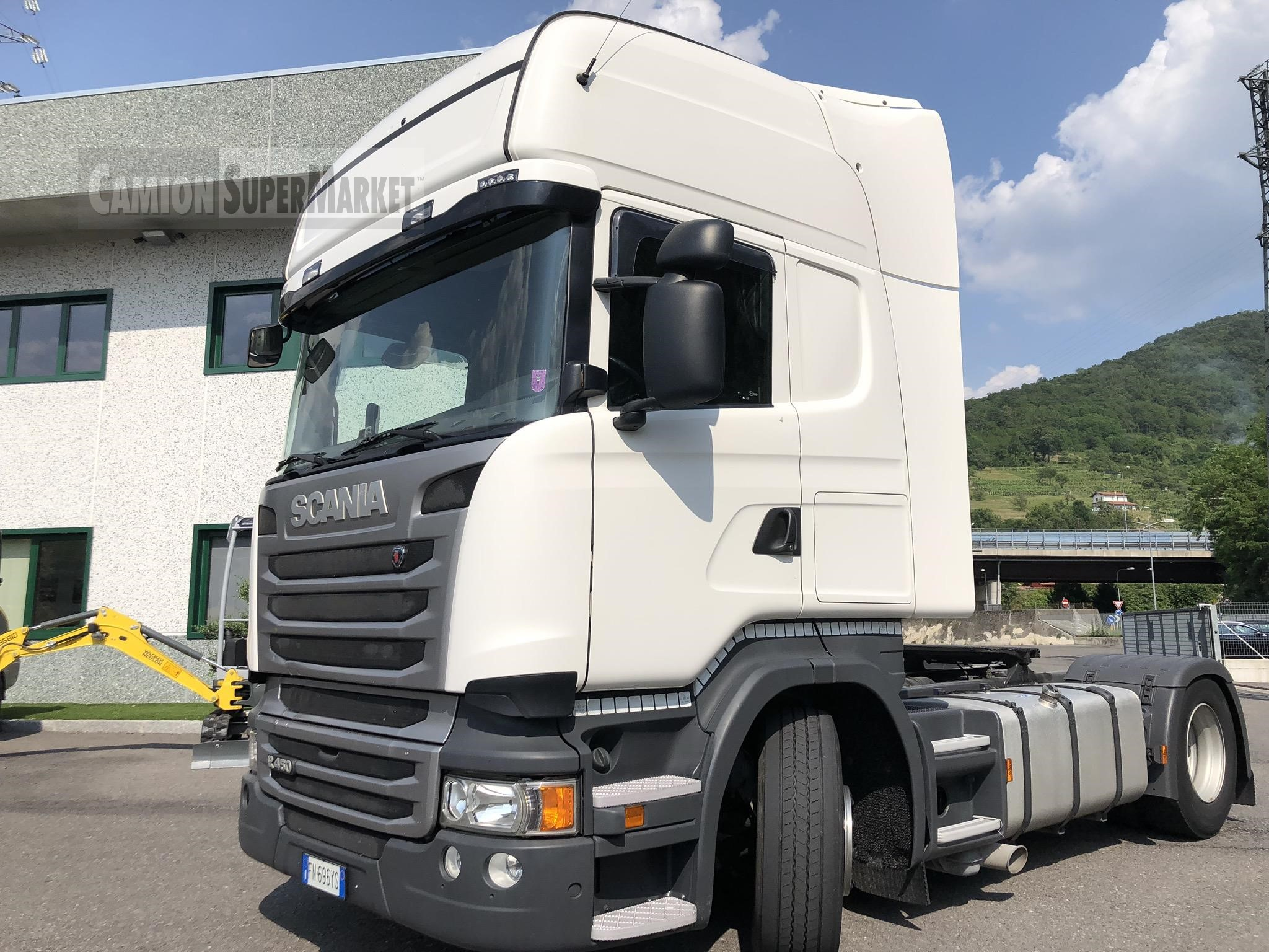 Scania R450 used 2014