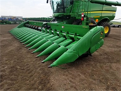 JOHN DEERE 718C For Sale - 6 Listings | TractorHouse com - Page 1 of 1