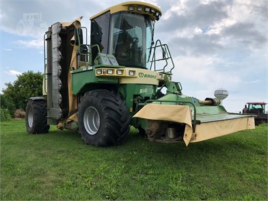 Used Equipment » Krone Wisconsin