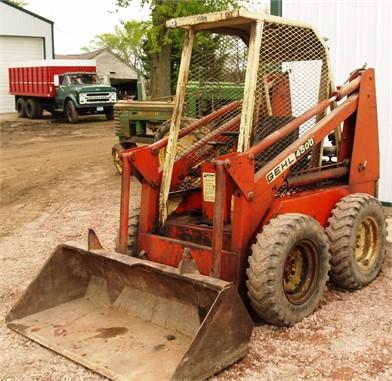 GEHL Skid Steers For Sale In Minnesota - 111 Listings