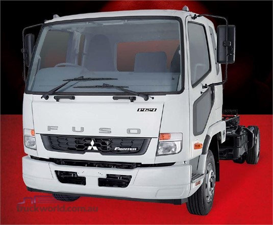 Fuso Fighter FK 4x2 1424 Steel Susp LWB 6 Sp. Man