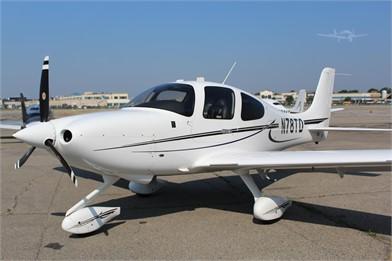 CIRRUS SR20 Piston Single Aircraft For Sale - 23 Listings